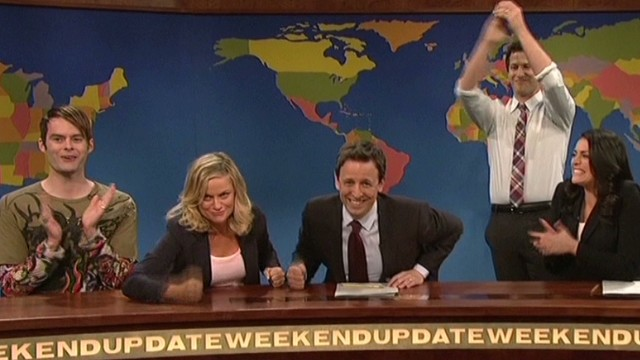 newday sot snl seth myers signs off _00004524.jpg
