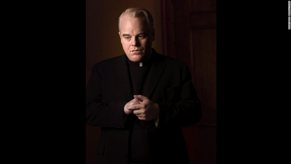 "In 2008's ""Doubt,"" Hoffman plays Father Brendan Flynn, a Catholic priest accused of having an inappropriate relationship with a male student. This was yet another film that got Hoffman supporting actor nominations for the Oscars and the Golden Globes."
