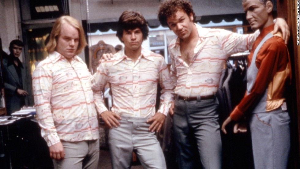 "Hoffman played the slightly creepy production assistant Scotty in 1997's ""Boogie Nights,"" with Mark Wahlberg and John C. Reilly."