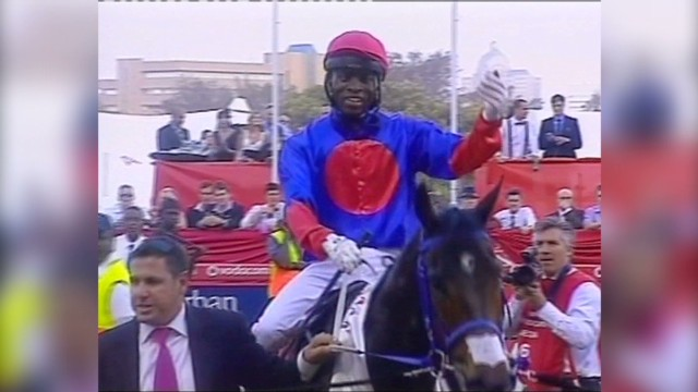 South African jockey shakes up racing