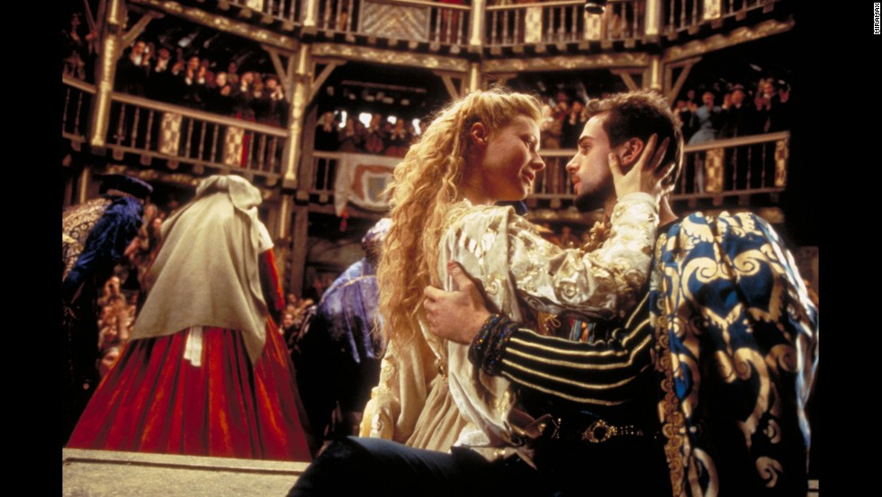 "In 1999 ""Shakespeare in Love"" starring Gwyneth Paltrow and Joseph Fiennes is well liked enough, but few expect it to beat ""Saving Private Ryan"" for best picture. It did."