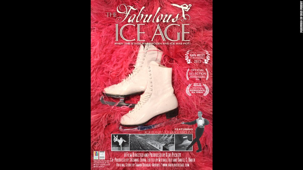 "The 2013 documentary <strong>""The Fabulous Ice Age""</strong> tells the story of American touring ice skating shows. It's pretty cool. (Available now.)"