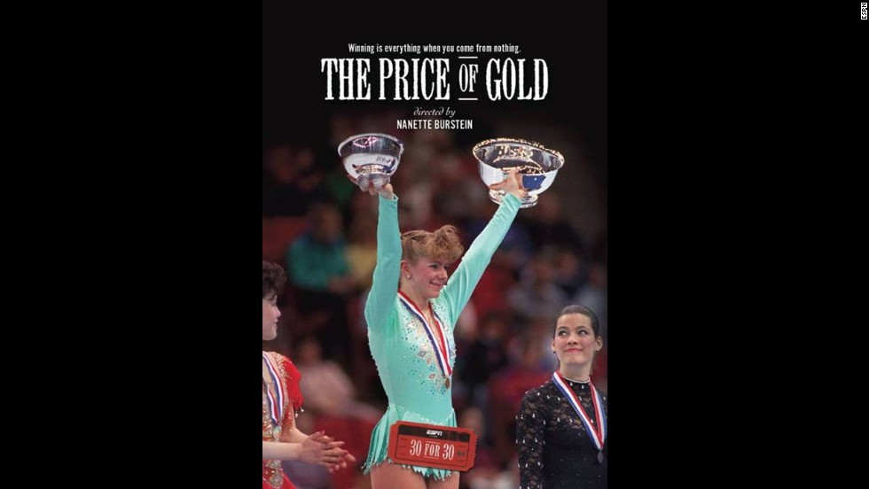 "<strong>""The Price of Gold,"" </strong>released this year, re-examines the Nancy Kerrigan/Tonya Harding incident of 1994. (Available now.)"