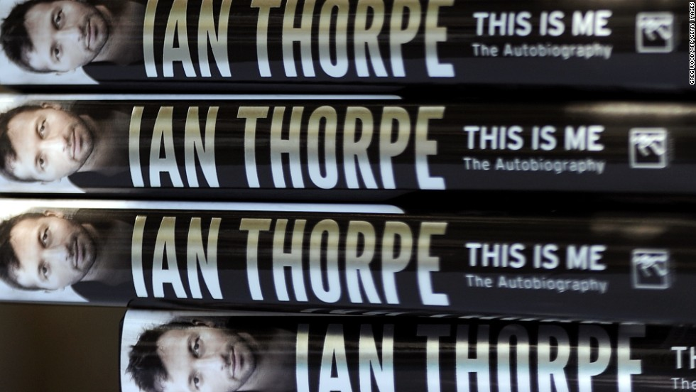 "Thorpe's autobiography revealed his battle with depression and alcoholism. The book, ""This is me"" gave an eye-opening insight into the life of one of the world's most famous athletes."