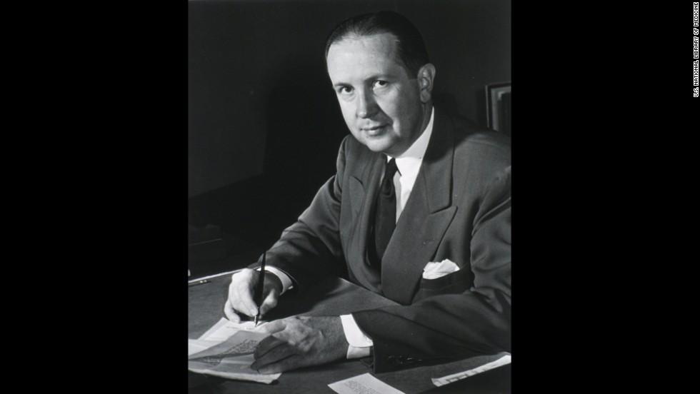 Leonard Andrew Scheele (1948-1956)