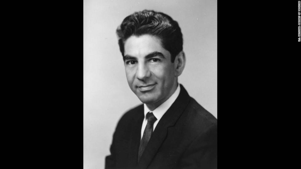 Jesse Leonard Steinfeld (1969-1973)
