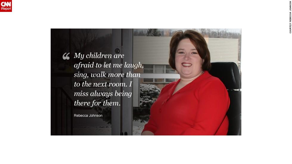 Rebecca Johnson SPS quote