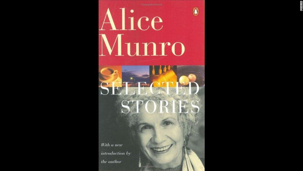 'Alice Munro: Selected Stories' by Alice Munro