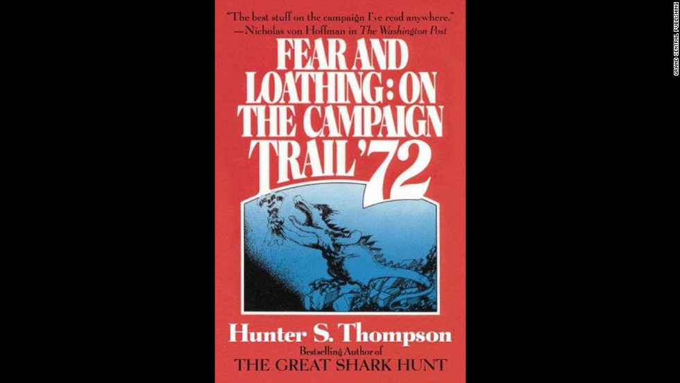 'Fear and Loathing in Las Vegas: A Savage Journey to the Heart of the American Dream' by Hunter S. Thompson