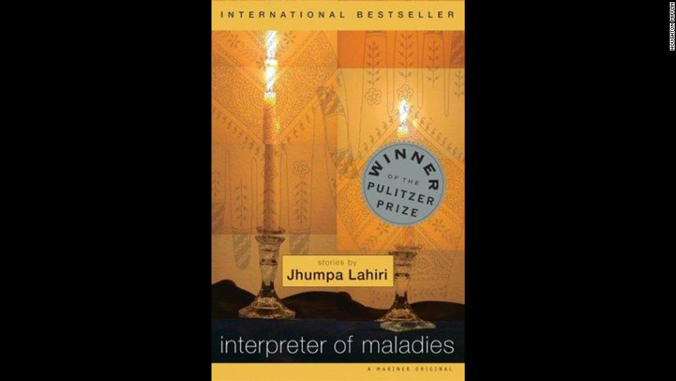 'Interpreter of Maladies' by Jhumpa Lahiri