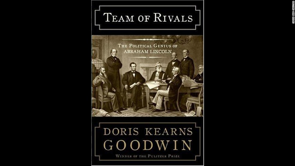 'Team of Rivals' by Doris Kearns Goodwin