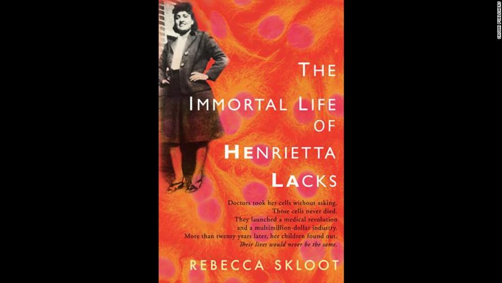 'The Immortal Life of Henrietta Lacks' by Rebecca Skloot