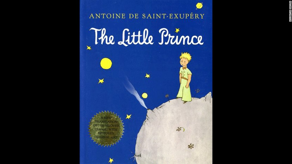 'The Little Prince' by Antoine de Saint-Exupéry