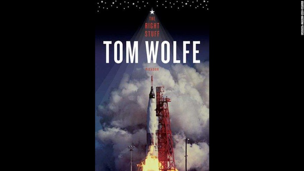 'The Right Stuff' by Tom Wolfe