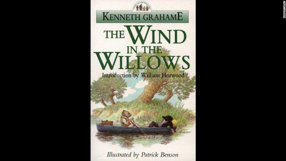 'The Wind in the Willows' by Kenneth Grahame