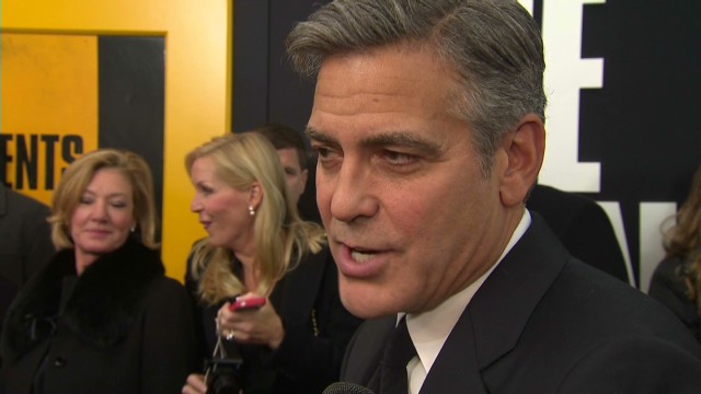 George Clooney: Hoffman was a friend