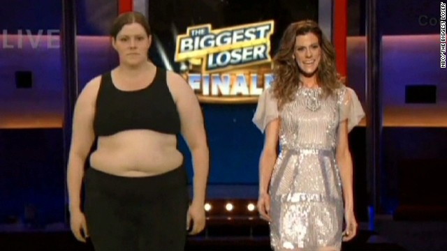 Did 'Biggest Loser' winner go too far?