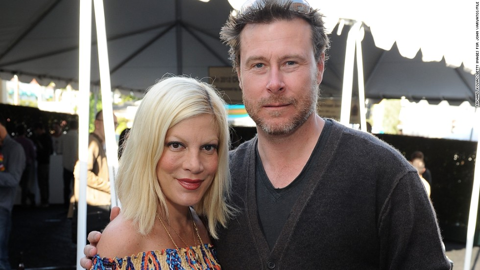 "It's unclear whether <a href=""http://www.cnn.com/2014/01/23/showbiz/dean-mcdermott-rehab/"" target=""_blank""><strong>Dean McDermott</a></strong> was trying to address the rumors that he'd cheated on wife Tori Spelling when he announced that he was going to rehab in January 2014 or if that was just unfortunate timing. Either way, <a href=""http://www.tmz.com/2014/01/23/dean-mcdermott-rehab-treatment-tori-spelling-cheating/"" target=""_blank"">the reality star and actor has said</a> that he's seeking help for ""some health and personal issues"" and that he's ""truly sorry for the mistakes I have made and for the pain I've caused my family."""