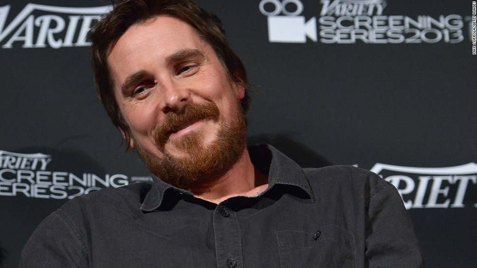"""Underneath that Batman mask, it's hard to tell where Christian Bale's growl hails from. (And it's even harder in """"American Hustle."""") But the actor was born in Wales to a South African-born father and an English mother."""