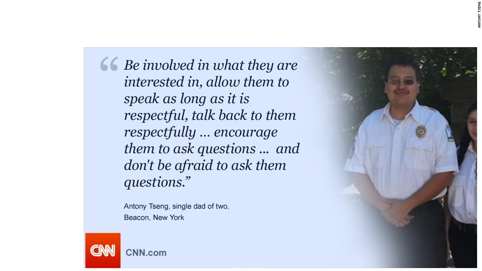 Antony Tseng for talking to teens gallery