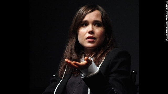 NEW YORK, NY - APRIL 27:  Ellen Page attends SONY and Quantic Dream Present Beyond: Two Souls at the Tribeca Film Festival at SVA Theater on April 27, 2013 in New York City.  (Photo by Donald Bowers/Getty Images for Sony)
