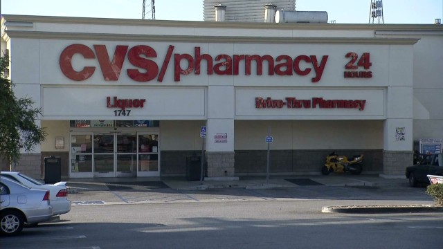 CVS says no to tobacco sales