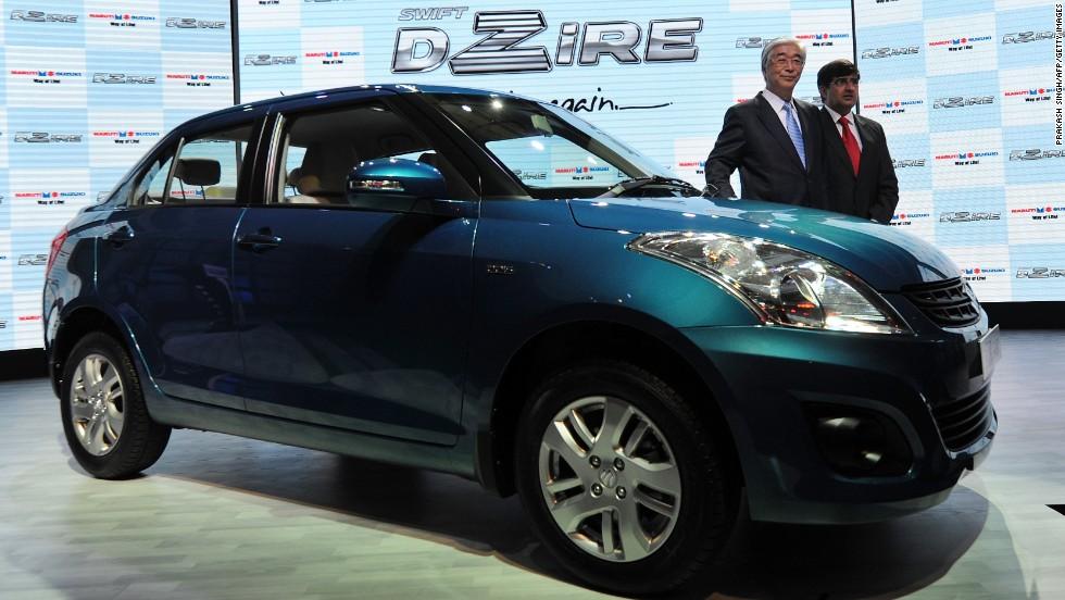La nueva generación del Dzire viene cargado de características.