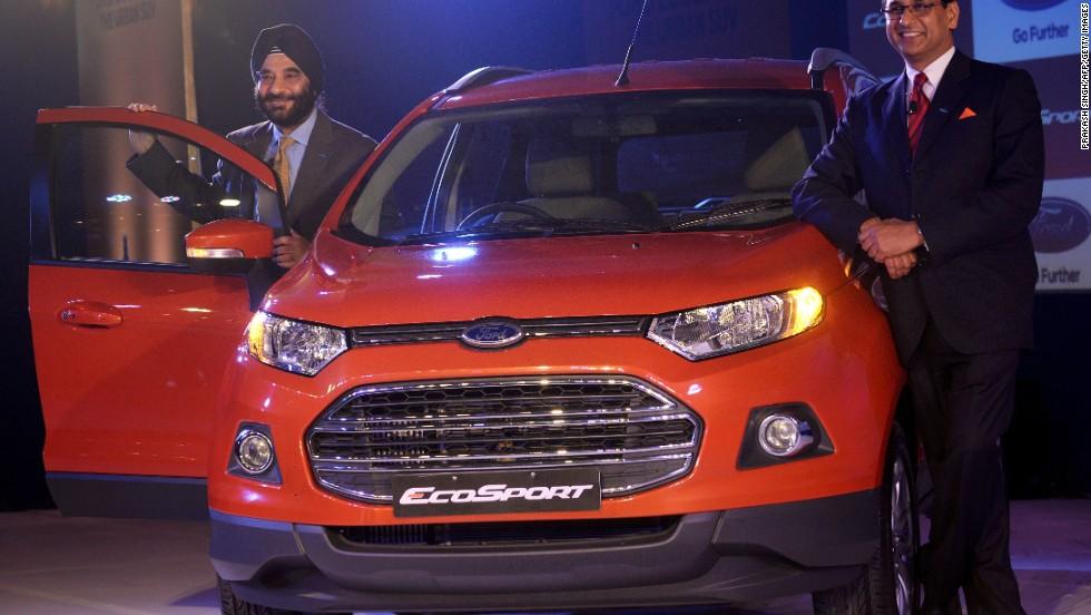 El nuevo SUV urbano de Ford hace alardes de tener una impresionante eficiencia en el uso del combustible.