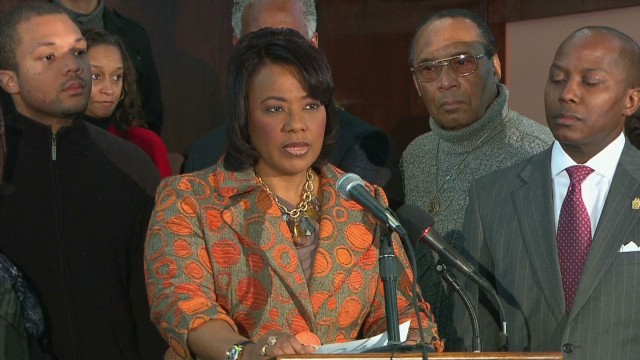 Bernice King: Not a sibling rivalry