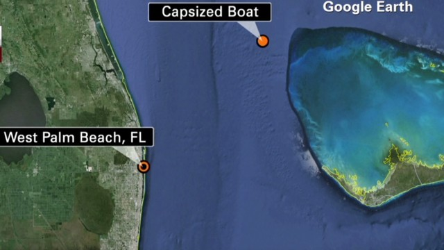 At least three dead after boat capsizes