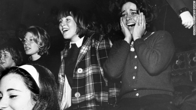 """The show that launched a thousand screams: Beatles on """"The Ed Sullivan Show."""""""