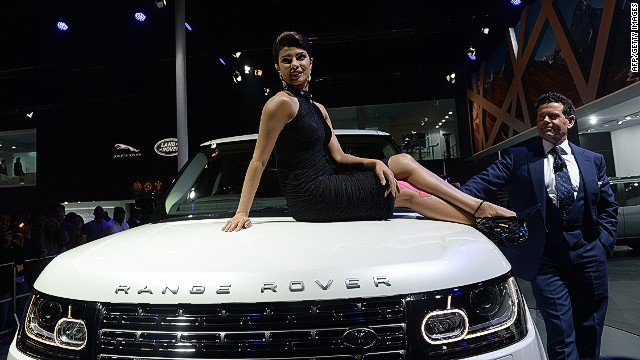Automakers betting big on Indian market