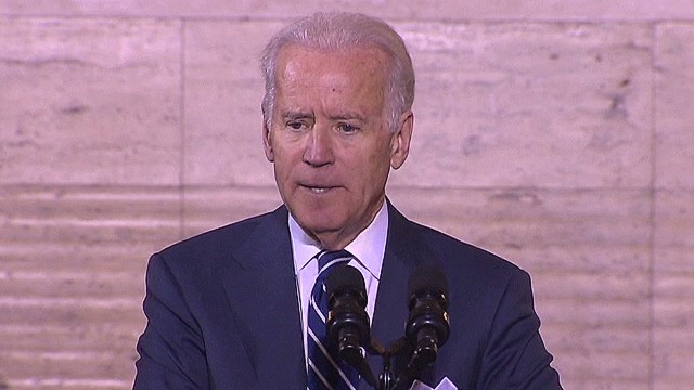 Biden: NY airport a 'third world country'