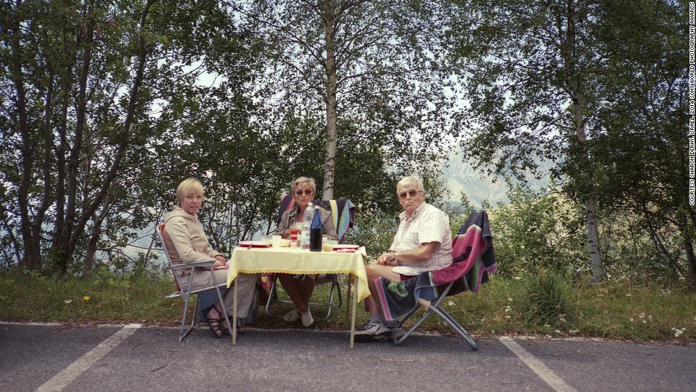 "<strong>Shortlist: Italy, Lunch</strong><br />Photo and caption by Sharon Derhy<br />""The series 'Italy' was taken at the breathtaking Biella area, where the photographer's camera is penetrating undirected intimate moments."""