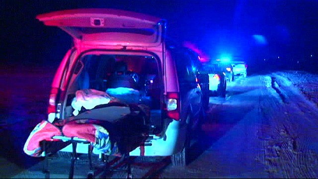 Police investigate triple murder-suicide