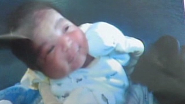 'Resilient' newborn found in frigid temps