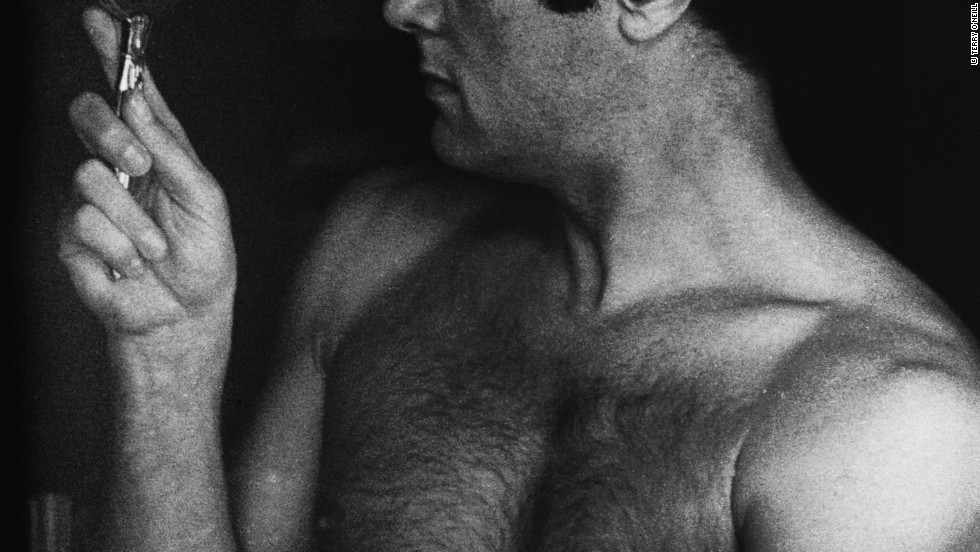 """In 1968 Tony Curtis portrayed the Boston Strangler in the film of the same name. """"He was doing this very serious role, and was a very live wire,"""" O'Neill says. """"There is no one like him around."""""""
