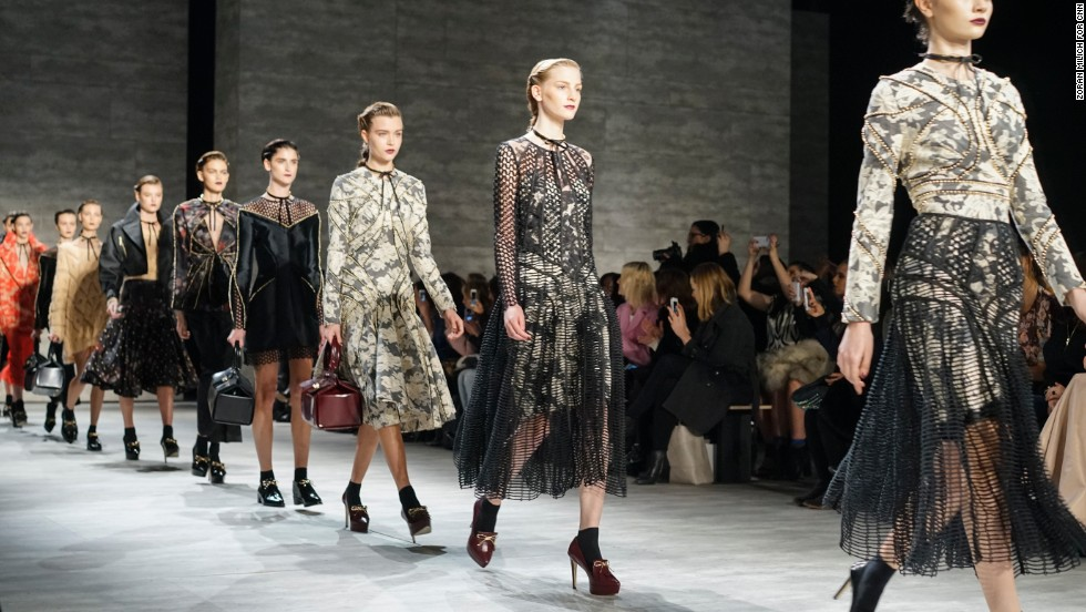 "Zimmermann referred to their collection as ""cloud stompers."""