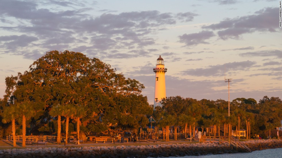 These 10 towns are among Travel + Leisure readers' favorites. Located on one of Georgia's Golden Isles, the town of St. Simons boasts white sands and a southern sense of style.