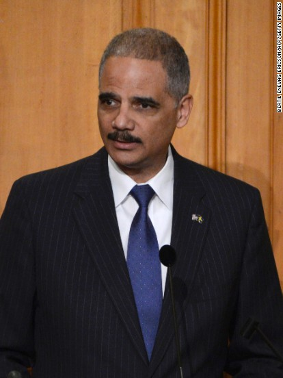 Uber hires Eric Holder to investigate sexism allegations