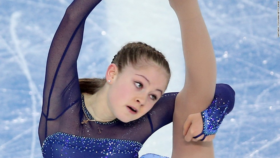 """Julia Lipitskaya won the hearts of the crowd when she helped Russia win the team figure skating competition, but the 15-year-old was fifth in the individual event as compatriot <a href=""""/2014/02/21/sport/kim-sotnikova-skating-controversy/index.html"""" target=""""_blank"""">Adelina Sotnikova</a>, 17, won gold from defending champion Kim Yuna of South Korea."""