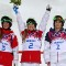 sochi winners day one Justine Dufour-Lapointe