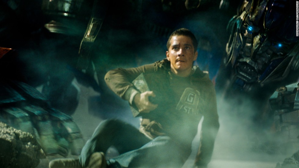 """With one top movie already under his belt, LaBeouf went on to score another No. 1 blockbuster with 2007's """"Transformers."""" He starred in the movie as Sam Witwicky, a character he reprised in two more films before deciding to quit the franchise."""