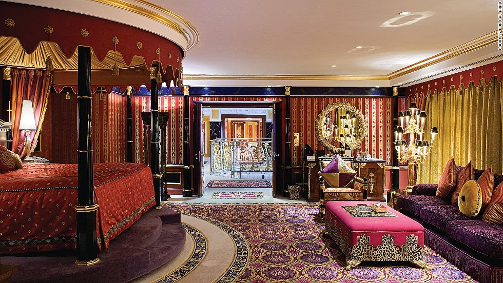 Peek inside the world 39 s most expensive hotel rooms for Most expensive place to stay in dubai