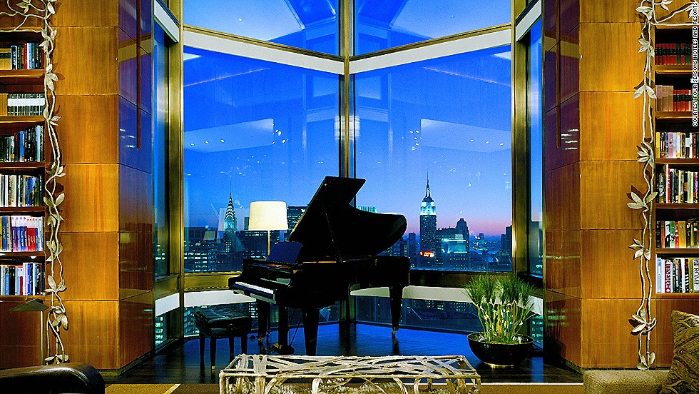 Peek Inside The World S Most Expensive Hotel Rooms Cnn Com