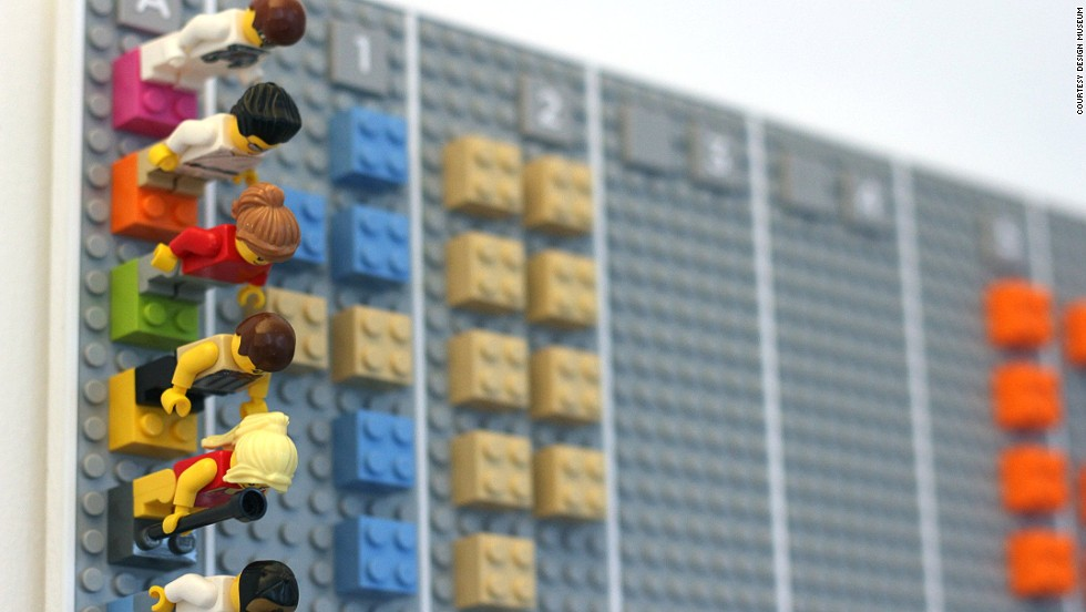 "<em>Lego Calendar </em><br /><br />This wall-mounted calendar is made entirely out of of Lego, with color-coded bricks representing time spent on projects. However, this time-planner, designed by <a href=""http://vitaminsdesign.com/other/about-vitamins/"" target=""_blank"">Adrian Westaway, Clara Gaggero, Duncan Fitzsimons</a>, and Simon Emberton, is not just a brightly colored gimmick - when you take a photo of it with a smartphone all events and timings are synchronized in an online calendar. <br />"