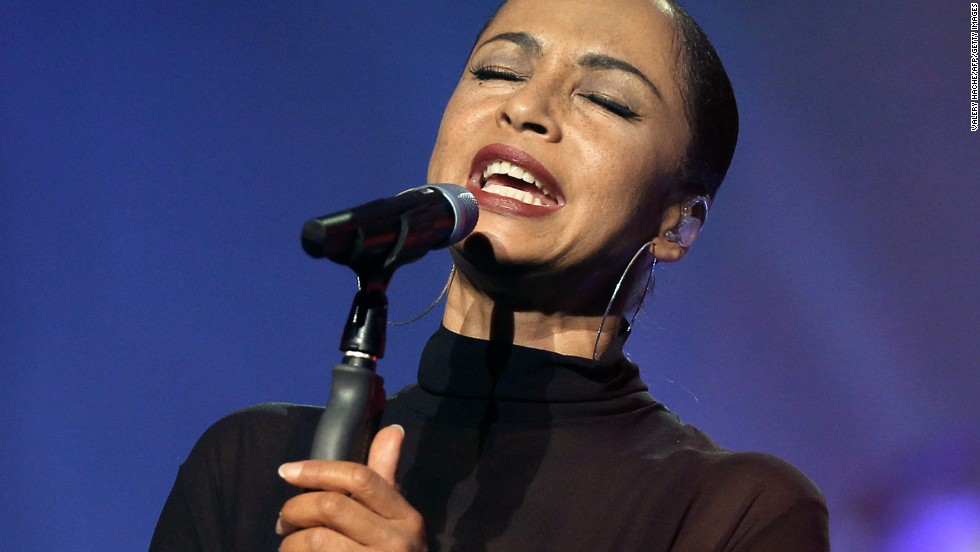 """Nigerian-British singer Sade was<a href=""""http://www.washingtonpost.com/blogs/click-track/post/letting-down-her-guard-only-sade-knows-how-long-shell-stand-in-the-spotlight/2011/06/22/AGIm5cfH_blog.html"""" target=""""_blank""""> raised in Holland-on-Sea</a> by her mother."""