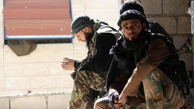 Why are Westerners fighting in Syria?
