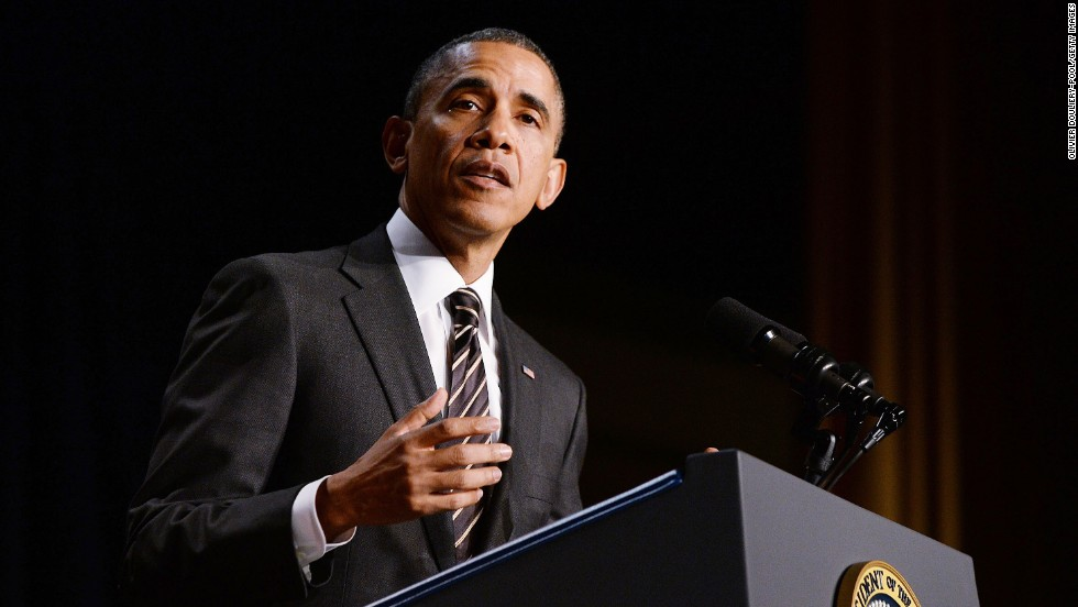 U.S. President Barack Obama is the son of a white American mother and a black Kenyan father.