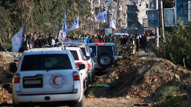 WFP: Work in Syria has been difficult